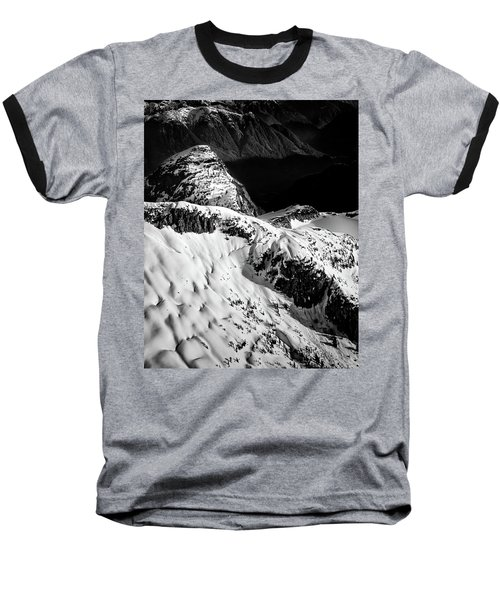 Coast Mountain Spring Baseball T-Shirt