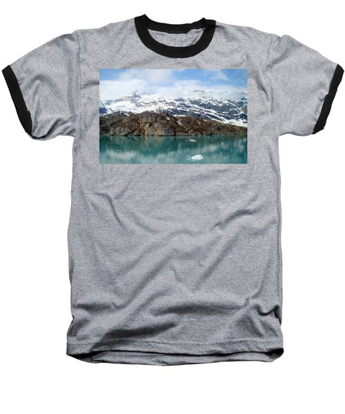 Coastal Beauty Of Alaska 5 Baseball T-Shirt