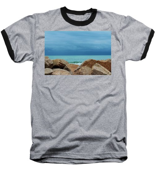 Coastal Blues Baseball T-Shirt