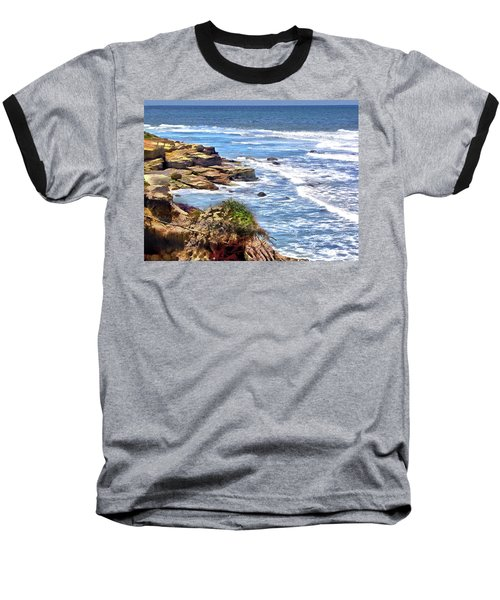 Coastal Dream Baseball T-Shirt