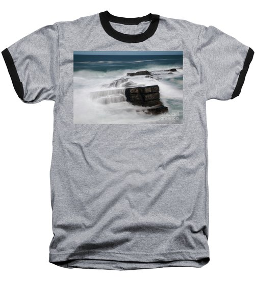 Coastal Dreams 1 Baseball T-Shirt