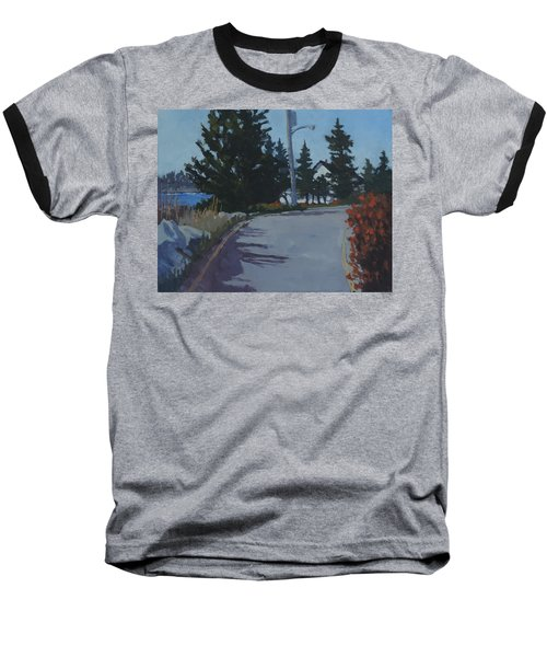 Coastal Road Baseball T-Shirt