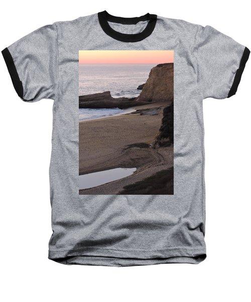 Coastal Tide Pool Baseball T-Shirt