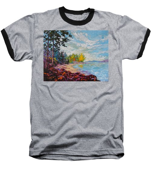 Coastal View Baseball T-Shirt