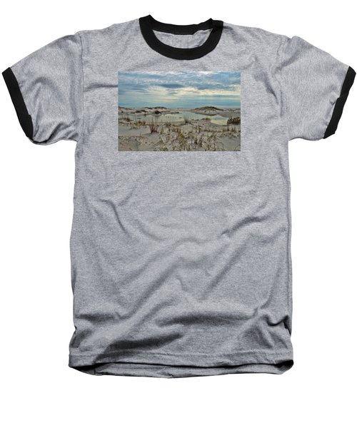 Coastland Wetland Baseball T-Shirt