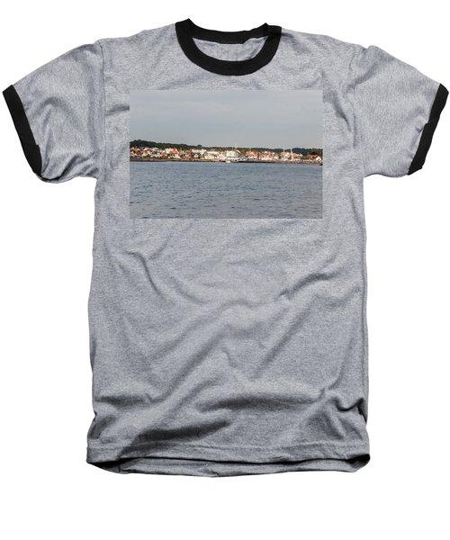 Coastline At Molle In Sweden Baseball T-Shirt