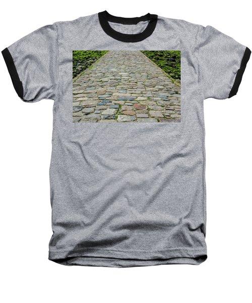 Cobbled Causeway Baseball T-Shirt
