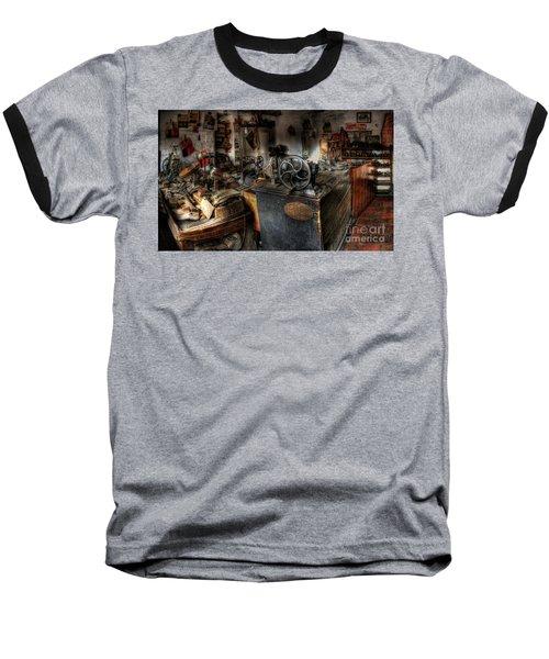 Cobbler's Shop Baseball T-Shirt