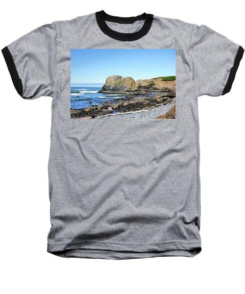 Cobblestone Beach Baseball T-Shirt