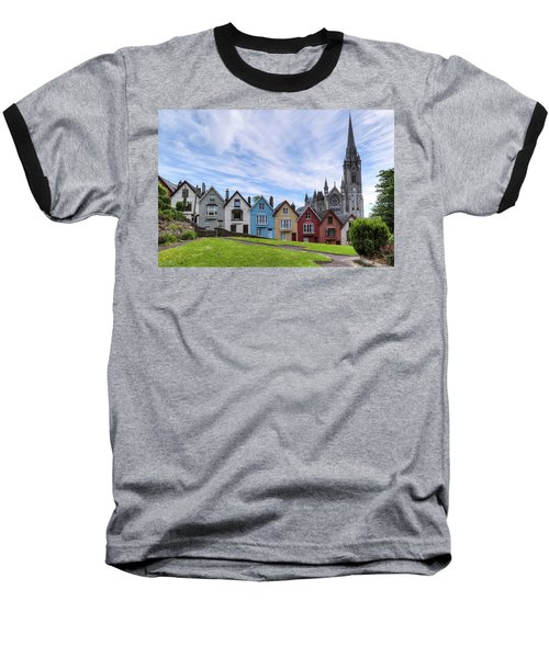Cobh - Ireland Baseball T-Shirt