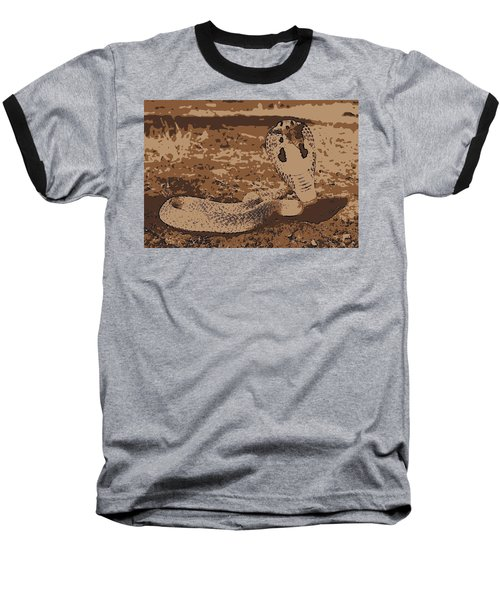 Cobra Love Baseball T-Shirt