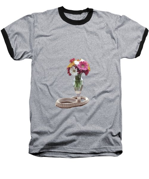 Cobra Vase Baseball T-Shirt