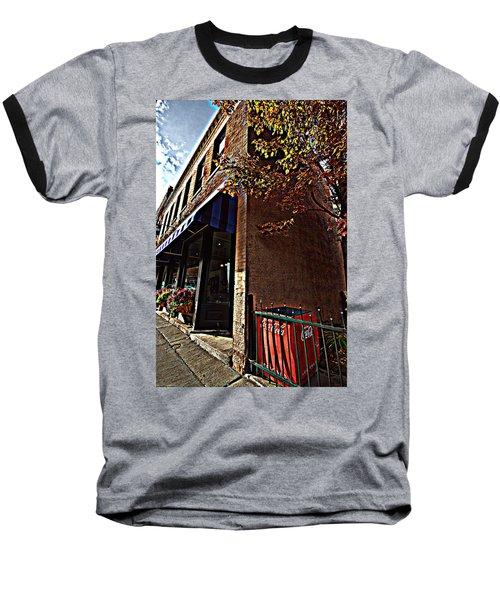 Coca Cola Cooler Baseball T-Shirt
