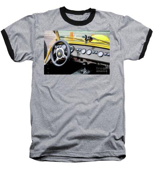 Cockpit 7 Baseball T-Shirt