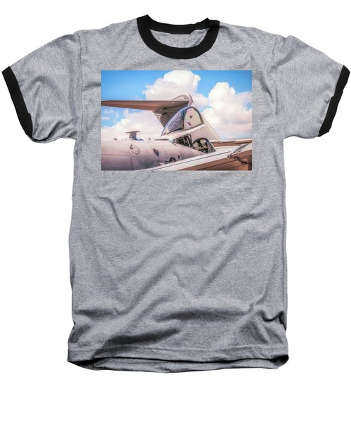 Cockpit Baseball T-Shirt