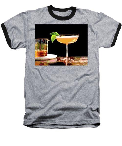 Cocktail And Dreams Baseball T-Shirt
