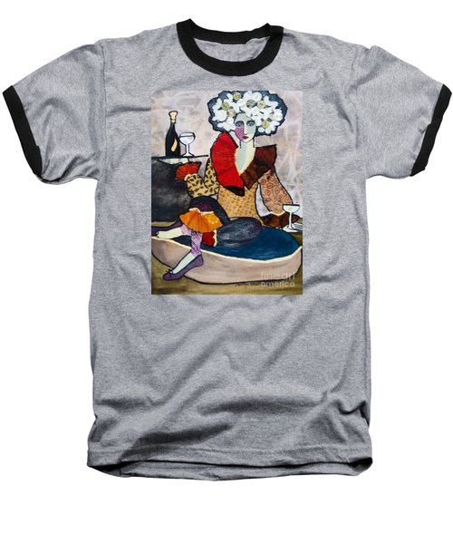 Cocktails, Anyone? Baseball T-Shirt