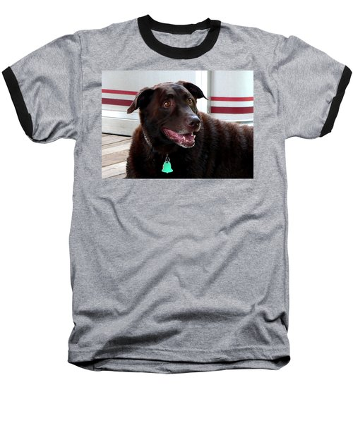 Coco Wooten Baseball T-Shirt