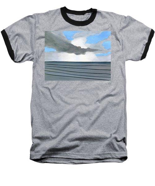 Cocoa Beach Sunrise 2016 Baseball T-Shirt