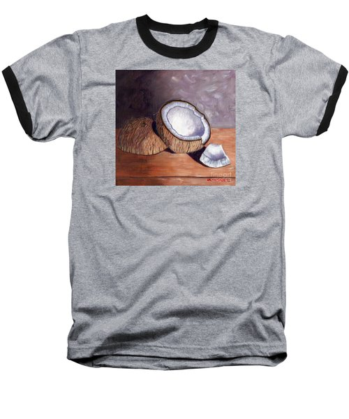 Coconut Anyone? Baseball T-Shirt