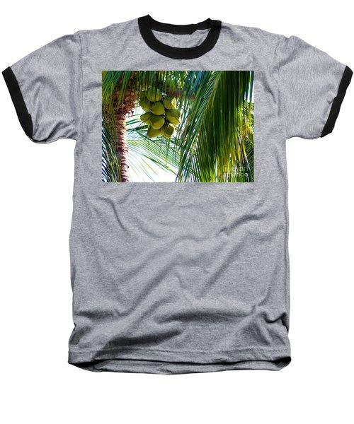 Coconuts Baseball T-Shirt