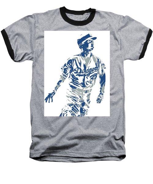 Cody Bellinger Los Angeles Dodgers Pixel Art 20 Baseball T-Shirt
