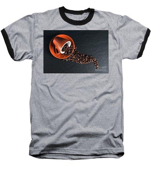 Coffee #2 Baseball T-Shirt