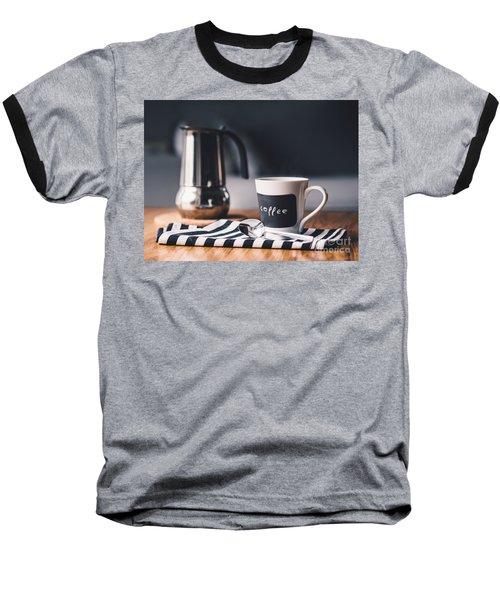 Coffee #5  Baseball T-Shirt