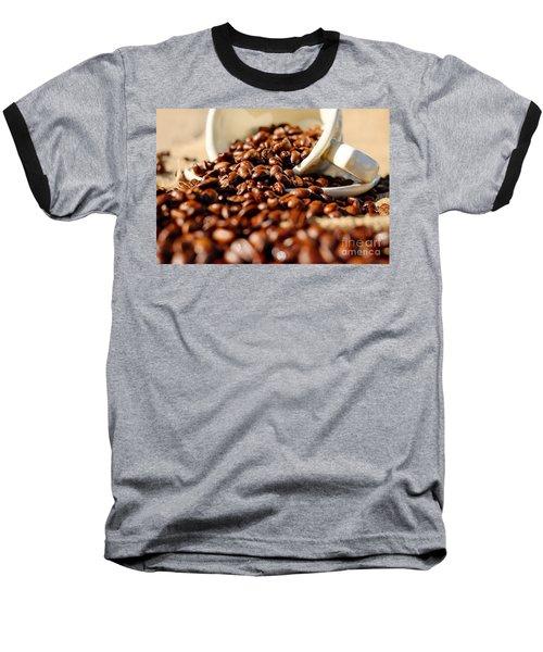 Coffee #8  Baseball T-Shirt