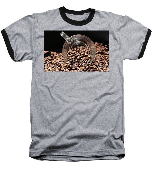 Coffee #9 Baseball T-Shirt