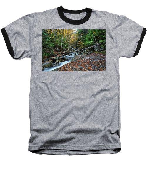 Coffee And Cream Baseball T-Shirt
