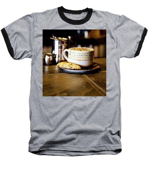Coffee Bar Baseball T-Shirt