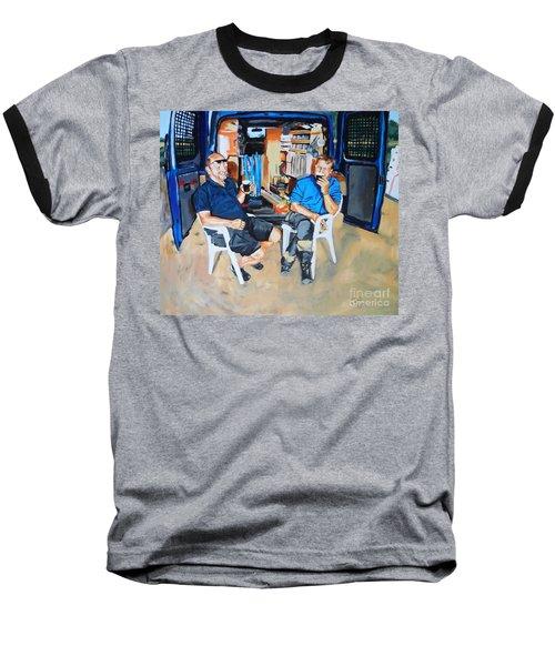 Coffee Break Baseball T-Shirt