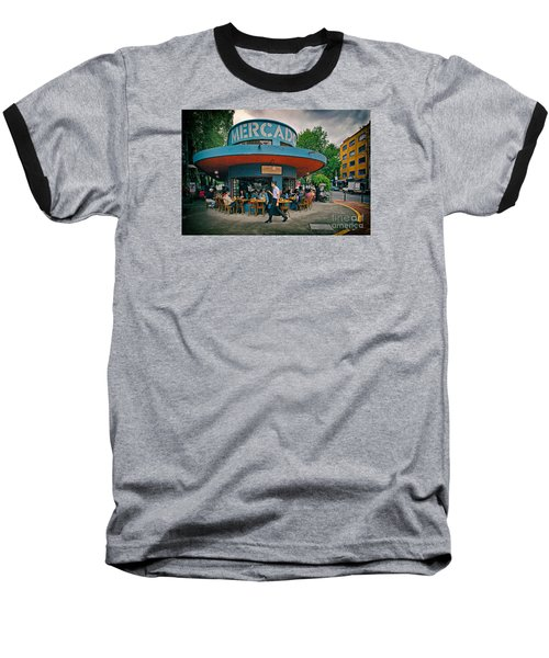 Coffee Caffeine High At 7,000 Feet Baseball T-Shirt by Sam Antonio Photography
