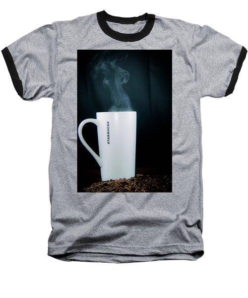 Coffee Baseball T-Shirt