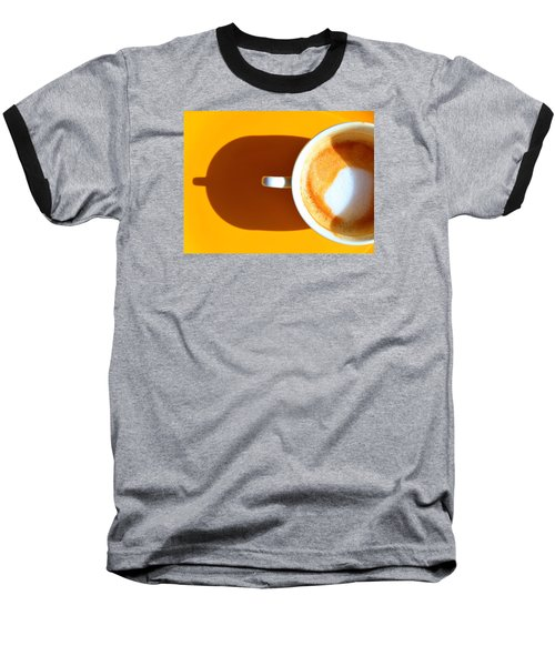 Coffee Baseball T-Shirt