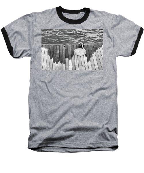 Coiled Rope Baseball T-Shirt