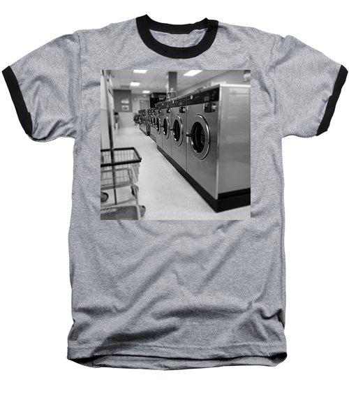 Coin Wash Baseball T-Shirt