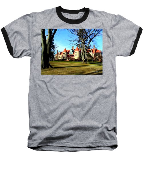 Coindre Hall Grandeur Baseball T-Shirt