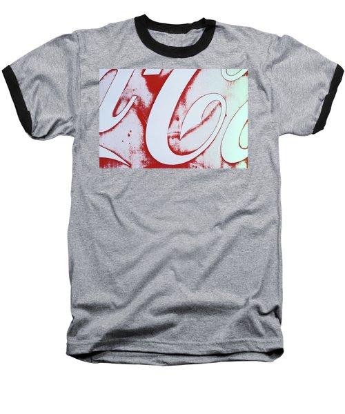 Coke 3 Baseball T-Shirt