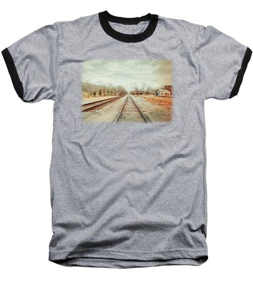 Col. Larmore's Link Baseball T-Shirt by Anita Faye
