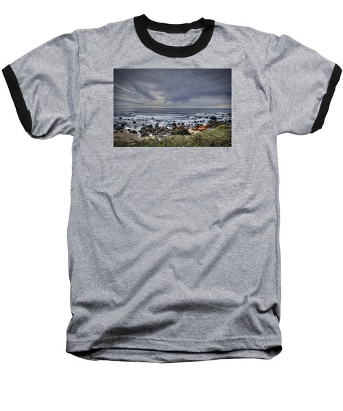 Cold Beach Baseball T-Shirt