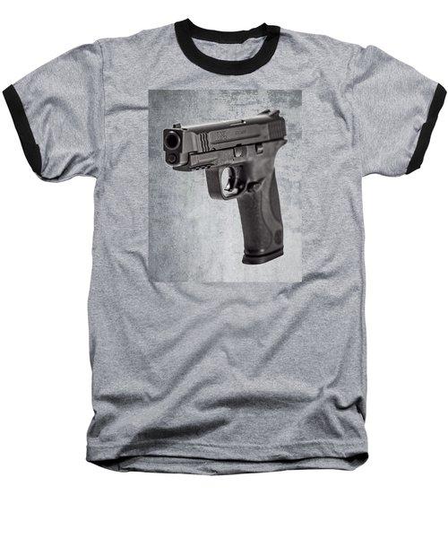 Cold, Blue Steel Baseball T-Shirt