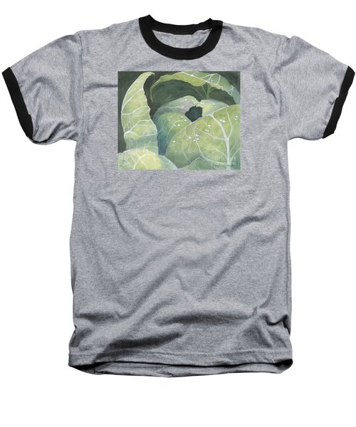 Cold Crop Baseball T-Shirt by Phyllis Howard