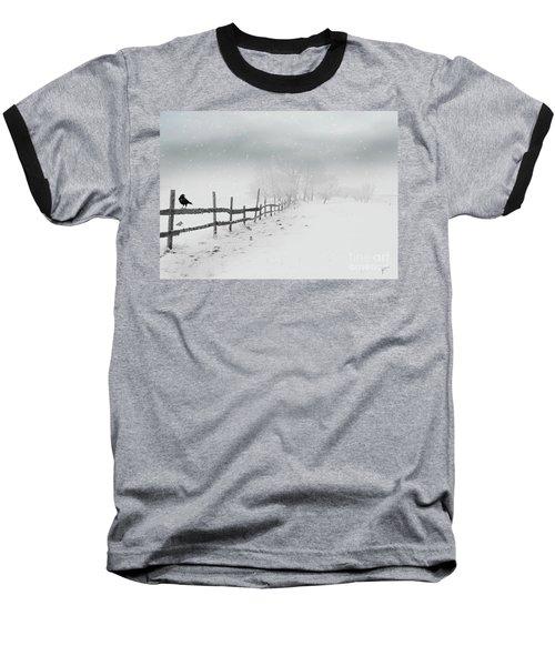 Cold Crow Baseball T-Shirt