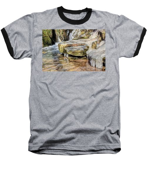 Cold Feet Baseball T-Shirt