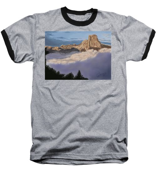 Cold Mountains Baseball T-Shirt