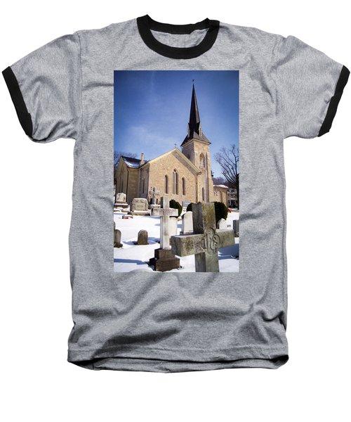 Cold Stone Service Baseball T-Shirt