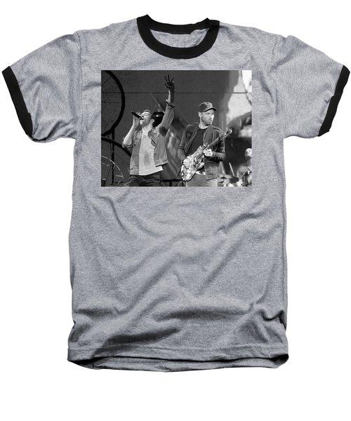Coldplay 14 Baseball T-Shirt