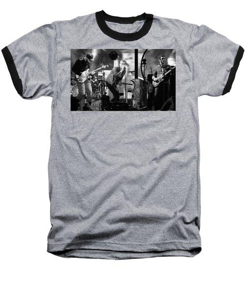 Coldplay 15 Baseball T-Shirt by Rafa Rivas